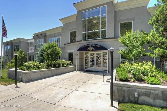 3075 E Kennedy Drive #215, Salt Lake City, UT 84108 (MLS #12102351) :: High Country Properties