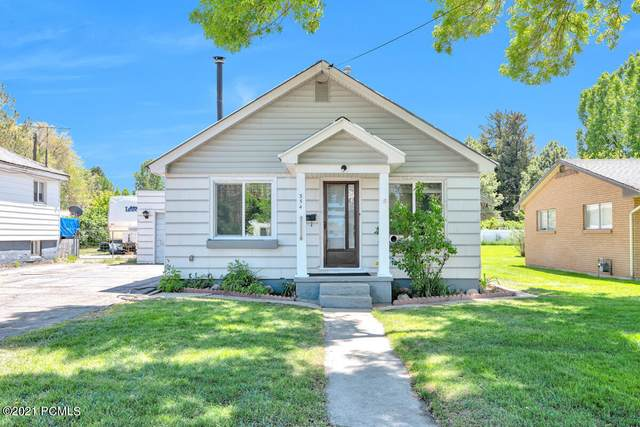 354 E 100 North, Heber City, UT 84032 (MLS #12102356) :: High Country Properties