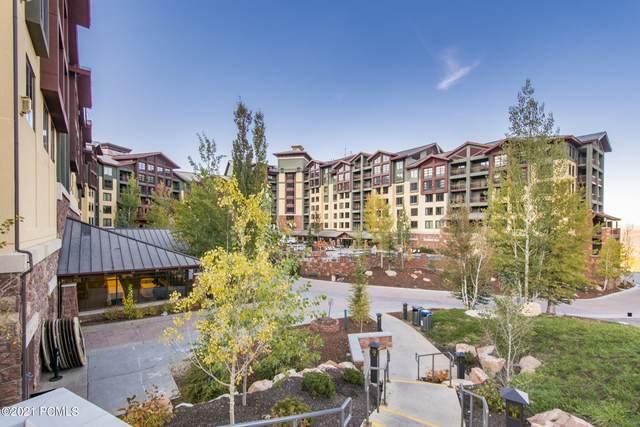 3855 Grand Summit Drive 334-336 Q3, Park City, UT 84098 (MLS #12102366) :: High Country Properties