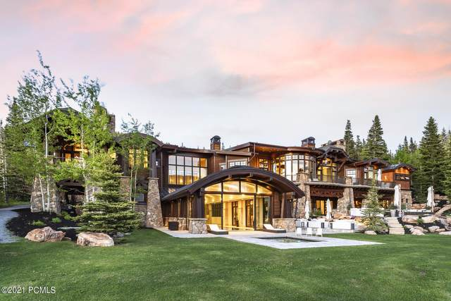 213 White Pine Canyon Road, Park City, UT 84060 (MLS #12102375) :: High Country Properties