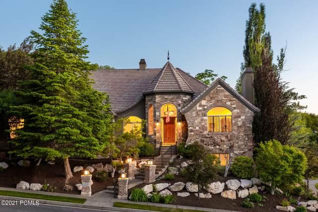 1364 E Cove Circle, North Salt Lake, UT 84054 (MLS #12102377) :: High Country Properties