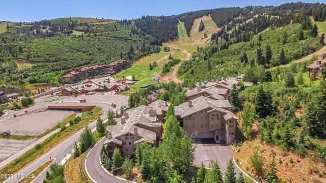 2100 Deer Valley Drive #503, Park City, UT 84060 (MLS #12102388) :: High Country Properties