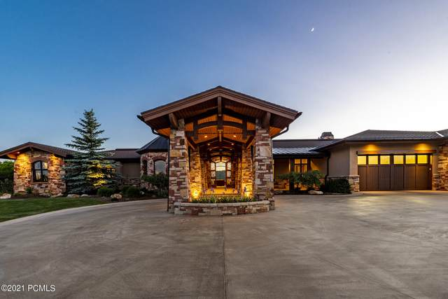 1715 W Red Hawk Court, Park City, UT 84098 (MLS #12102389) :: High Country Properties