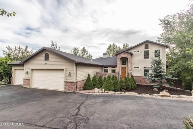 8903 Flint Way, Park City, UT 84098 (MLS #12102404) :: Lawson Real Estate Team - Engel & Völkers