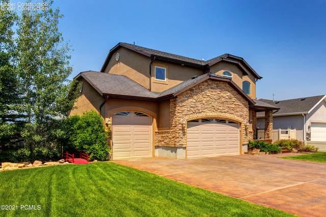 2180 Baxter Drive, Heber City, UT 84032 (MLS #12102411) :: High Country Properties