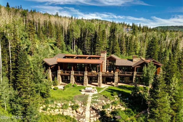 182 White Pine Canyon Road, Park City, UT 84060 (MLS #12102414) :: High Country Properties