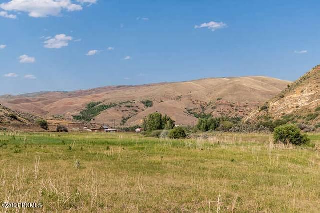 2353 S Henefer Road, Henefer, UT 84033 (MLS #12102417) :: High Country Properties