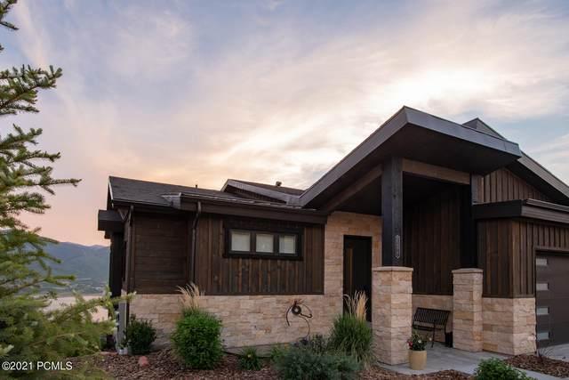 11317 N Shoreline Court #39, Hideout, UT 84036 (MLS #12102421) :: High Country Properties