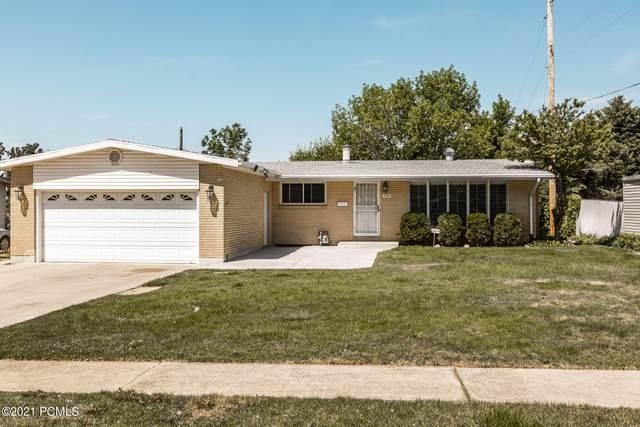 4035 Brinker Avenue, Ogden, UT 84403 (MLS #12102422) :: Lookout Real Estate Group