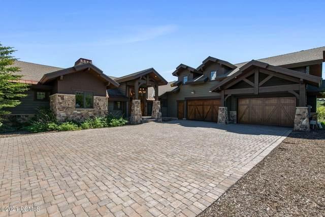 960 W Deer Hill Road, Park City, UT 84098 (MLS #12102425) :: High Country Properties
