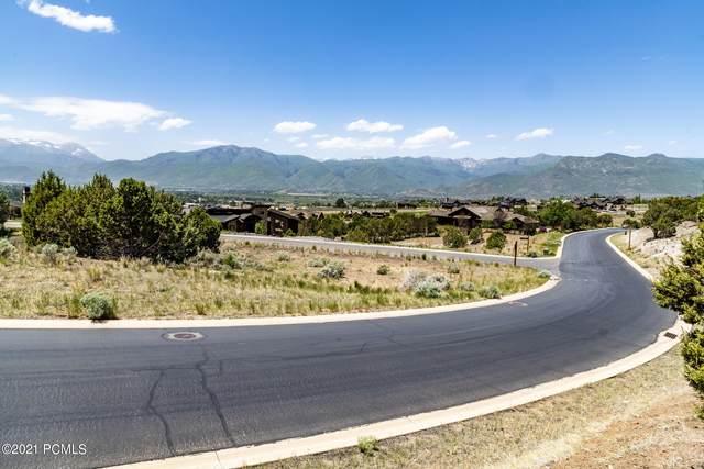 2265 E Flat Top Mountain Drive, Heber City, UT 84032 (MLS #12102426) :: High Country Properties
