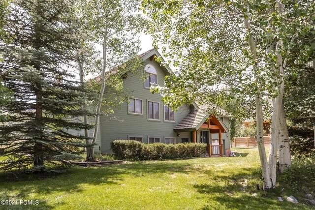 1731 N Silver Springs Road, Park City, UT 84098 (MLS #12102431) :: High Country Properties
