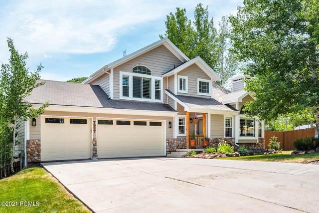 7987 N Springshire Drive, Park City, UT 84098 (MLS #12102436) :: High Country Properties