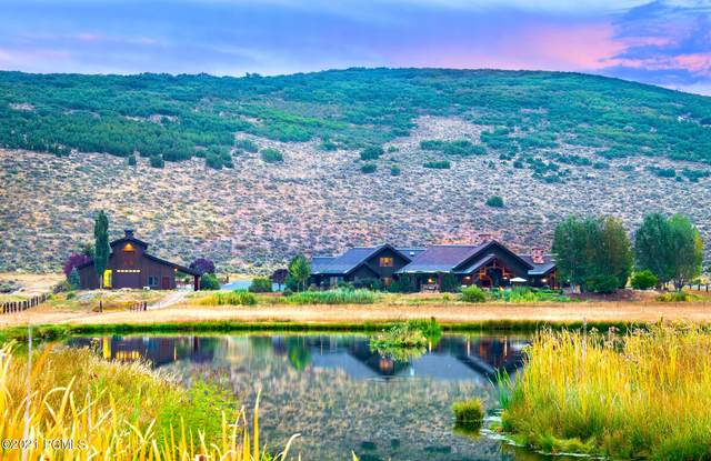 4117 N 250 E, Park City, UT 84098 (MLS #12102460) :: Lookout Real Estate Group