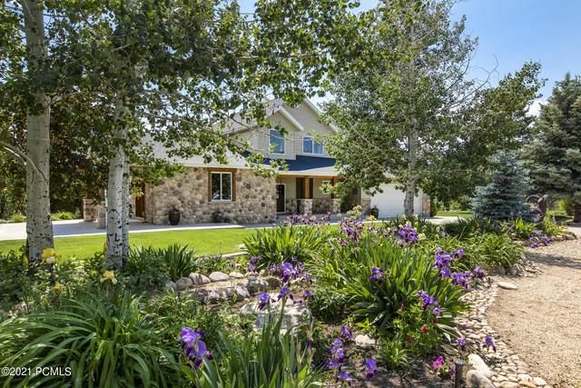 2646 E Crestview Drive, Woodland, UT 84036 (MLS #12102464) :: High Country Properties