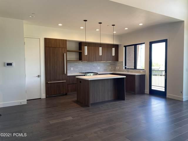4134 Cooper Lane #7, Park City, UT 84098 (MLS #12102474) :: High Country Properties