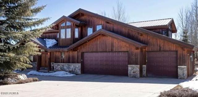 2897 American Saddler Drive, Park City, UT 84060 (MLS #12102480) :: High Country Properties