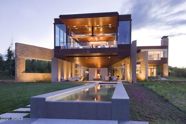 8298 N Promontory Ranch Road, Park City, UT 84098 (MLS #12102485) :: High Country Properties