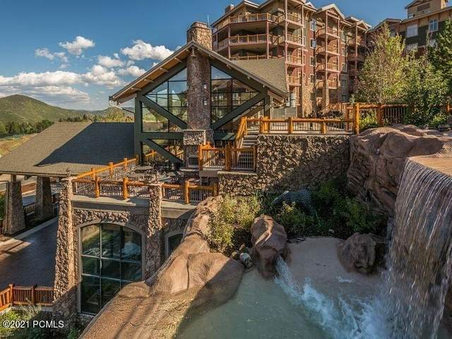 3000 Canyons Resort Drive #3916, Park City, UT 84098 (MLS #12102486) :: High Country Properties
