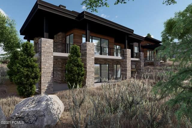 9741 Hidden Hill Loop, Park City, UT 84098 (MLS #12102516) :: High Country Properties