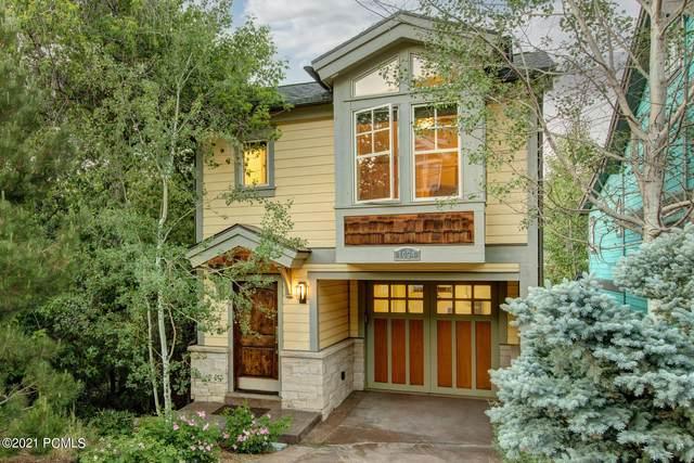 1034 Norfolk Ave, Park City, UT 84060 (MLS #12102522) :: High Country Properties