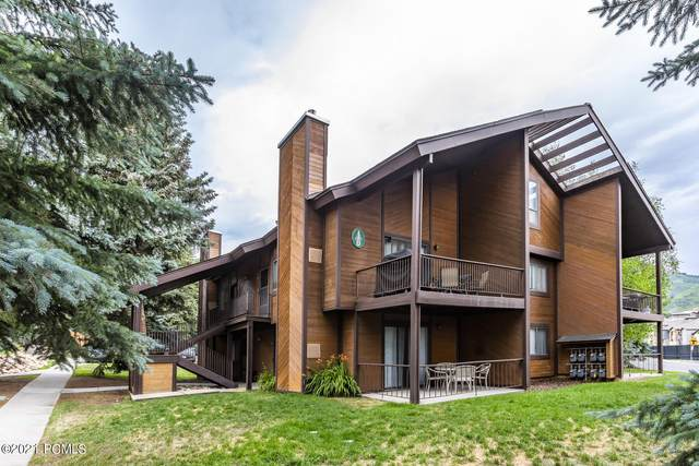 2025 Canyons Resort Drive B4, Park City, UT 84098 (MLS #12102533) :: High Country Properties