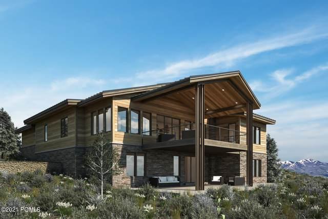 9272 Dye Cabins Drive, Park City, UT 84098 (MLS #12102537) :: Summit Sotheby's International Realty