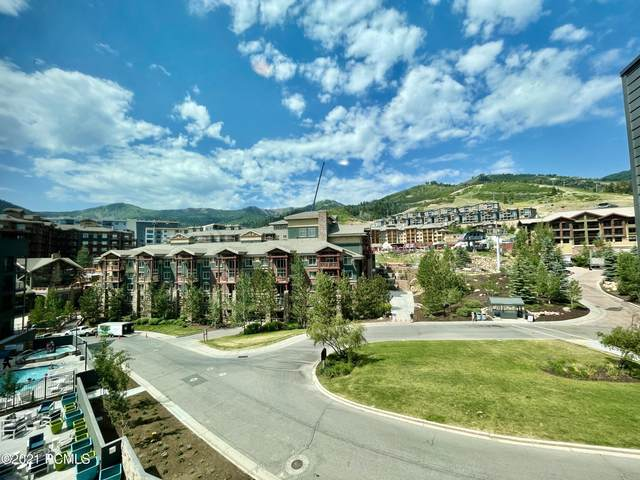 2670 W Canyons Resort Drive #432, Park City, UT 84098 (MLS #12102550) :: High Country Properties