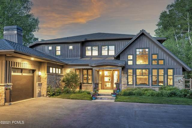 2450 Lucky John Drive, Park City, UT 84060 (MLS #12102555) :: Lookout Real Estate Group