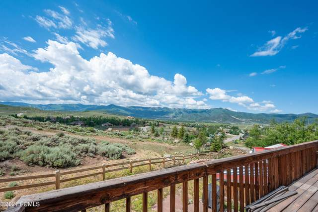 6209 Mountain View Drive, Park City, UT 84098 (MLS #12102578) :: High Country Properties
