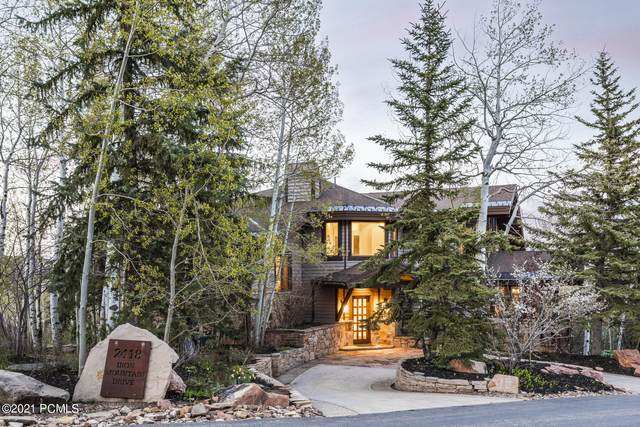 2418 Iron Mountain Drive, Park City, UT 84060 (MLS #12102588) :: Lookout Real Estate Group