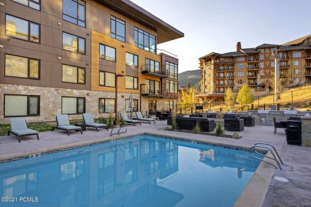 2431 High Mountain Road, Park City, UT 84098 (MLS #12102595) :: High Country Properties