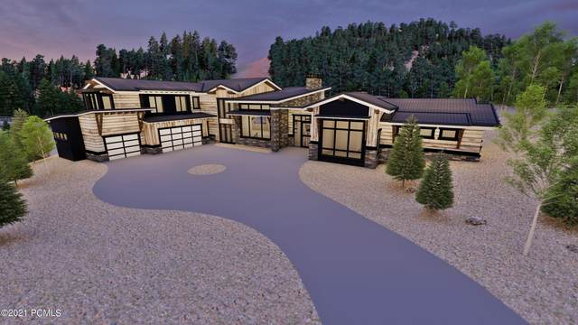 227 White Pine Canyon Road, Park City, UT 84060 (MLS #12102598) :: High Country Properties