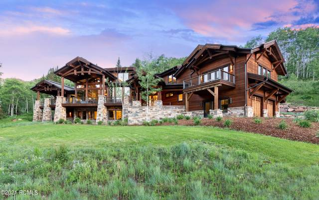 187 White Pine Canyon Road, Park City, UT 84060 (MLS #12102603) :: High Country Properties
