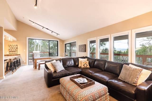 1471 Crescent Road #131, Park City, UT 84060 (MLS #12102616) :: High Country Properties