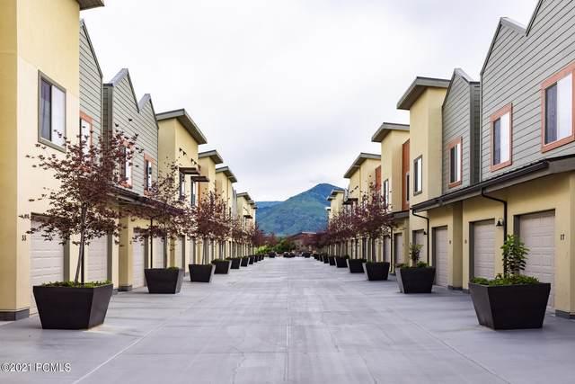 6169 Park Lane S #57, Park City, UT 84098 (MLS #12102626) :: High Country Properties