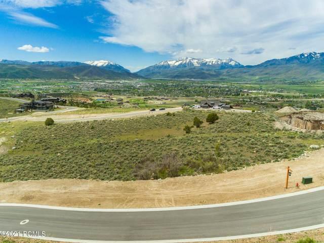 1433 A1 Peak Drive, Heber City, UT 84032 (MLS #12102635) :: High Country Properties