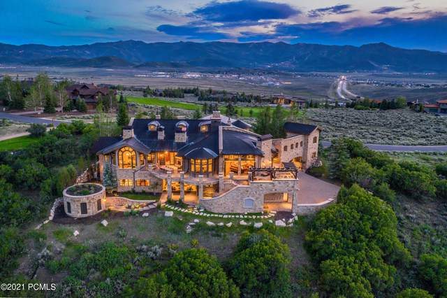 7971 N Westhills Trail, Park City, UT 84098 (MLS #12102648) :: Lookout Real Estate Group