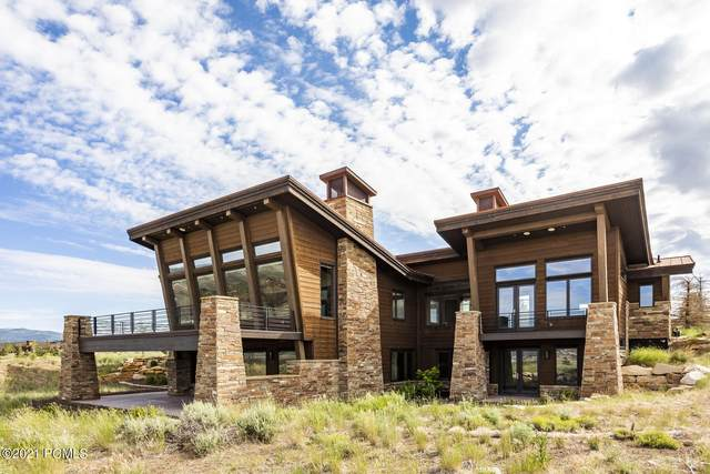 6803 Cody Trail, Park City, UT 84098 (MLS #12102685) :: High Country Properties