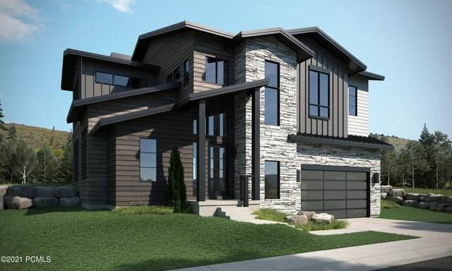 4116 W Sierra Drive #224, Park City, UT 84098 (MLS #12102712) :: High Country Properties