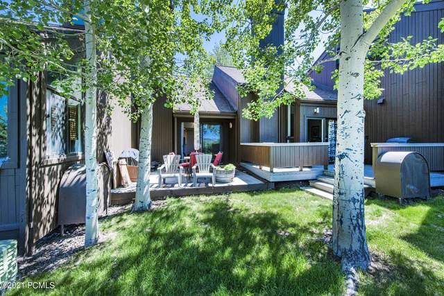1540 Three Kings Drive #62, Park City, UT 84060 (MLS #12102720) :: High Country Properties