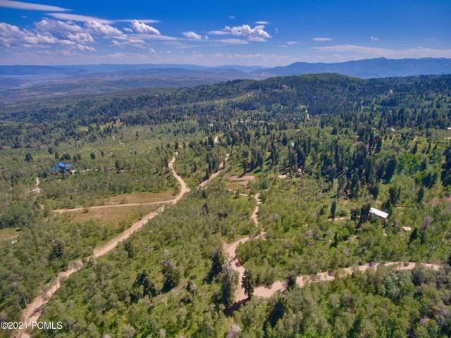 142 Pine Meadow Drive, Wanship, UT 84017 (MLS #12102721) :: Summit Sotheby's International Realty