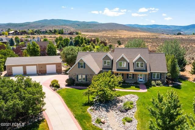 4220 E Mountain Vista Dr, Heber City, UT 84032 (MLS #12102729) :: High Country Properties