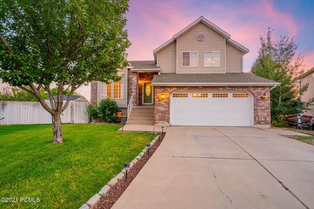 1760 E 2100 N, Layton, UT 84040 (MLS #12102731) :: Lookout Real Estate Group