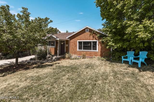 2457 E 2100 S, Salt Lake City, UT 84109 (MLS #12102732) :: High Country Properties
