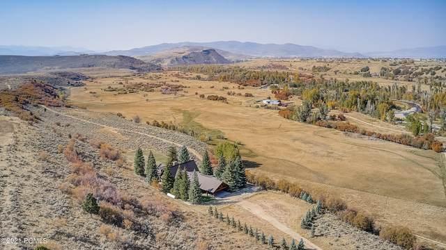 3698 Woodland View Drive, Kamas, UT 84036 (#12102755) :: Livingstone Brokers
