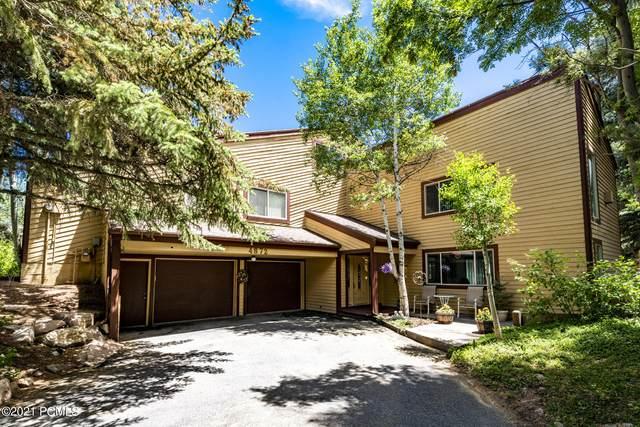 4872 N East Meadows Drive, Park City, UT 84098 (MLS #12102756) :: High Country Properties
