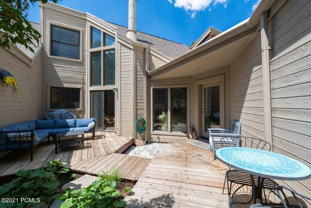 1410 Silver Meadows Dr #56, Park City, UT 84098 (MLS #12102782) :: Lookout Real Estate Group