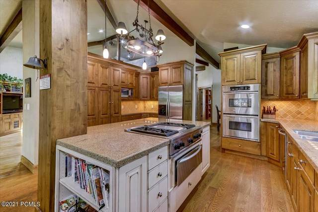 5049 E Meadows Drive, Park City, UT 84098 (MLS #12102815) :: High Country Properties