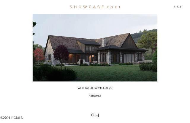 343 N Whitaker Farm Way, Midway, UT 84049 (MLS #12102829) :: Lawson Real Estate Team - Engel & Völkers